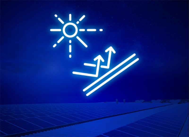 Tấm pin bảo vệ mái nhà