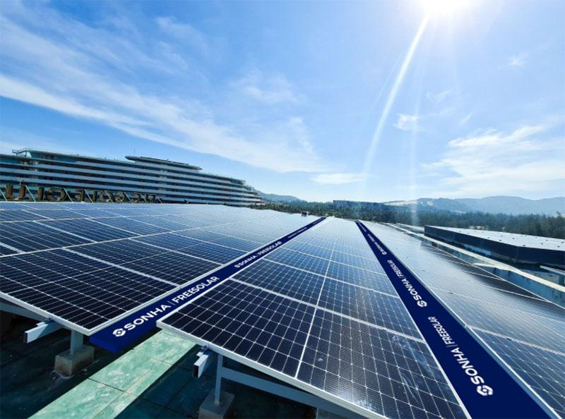 có nên mua điện mặt trời sơn hà