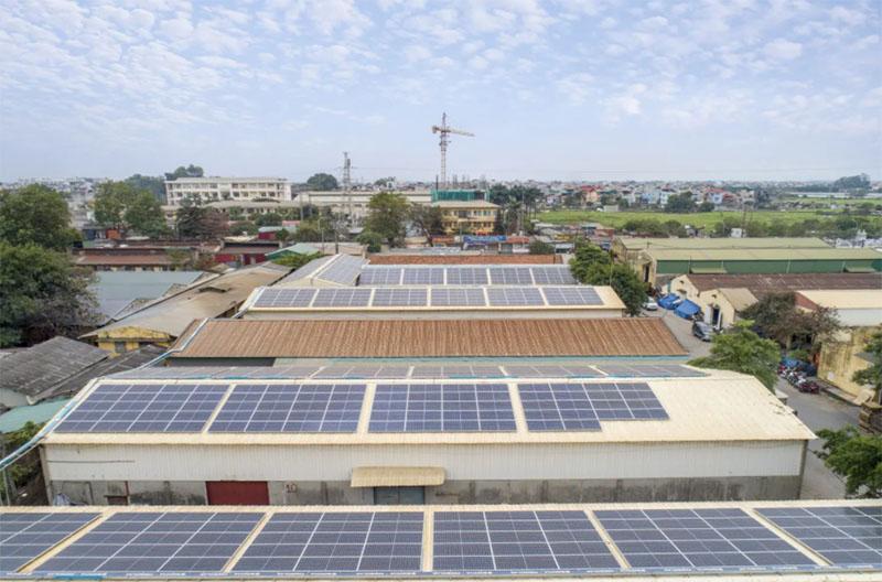 Dự án điện mặt trời Emesco