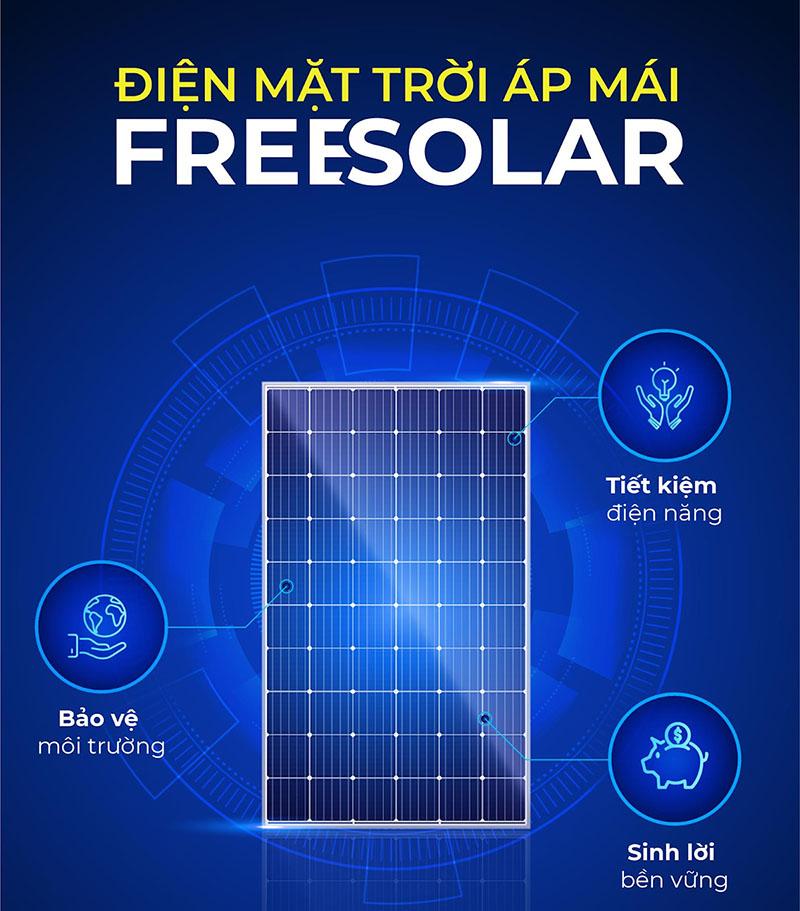 Lợi ích khi lắp điện mặt trời