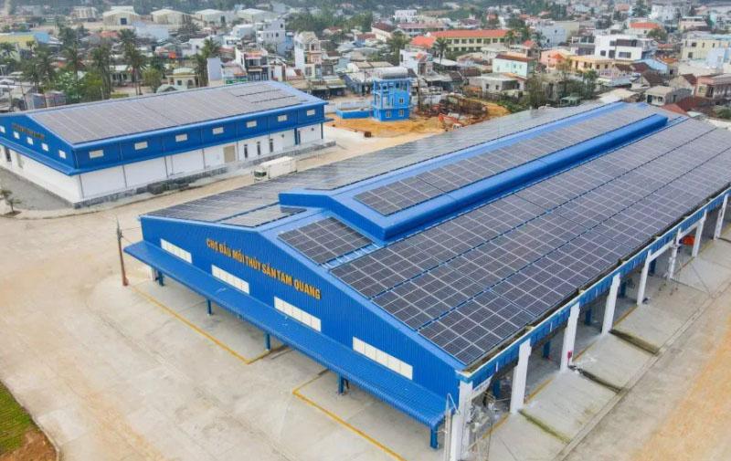 Điện mặt trời Freesolar