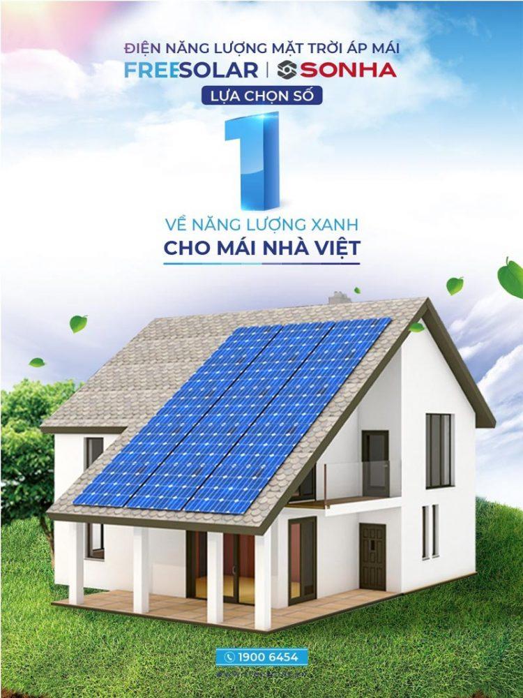Freesolar: đơn vị lắp đặt điện mặt trời uy tín