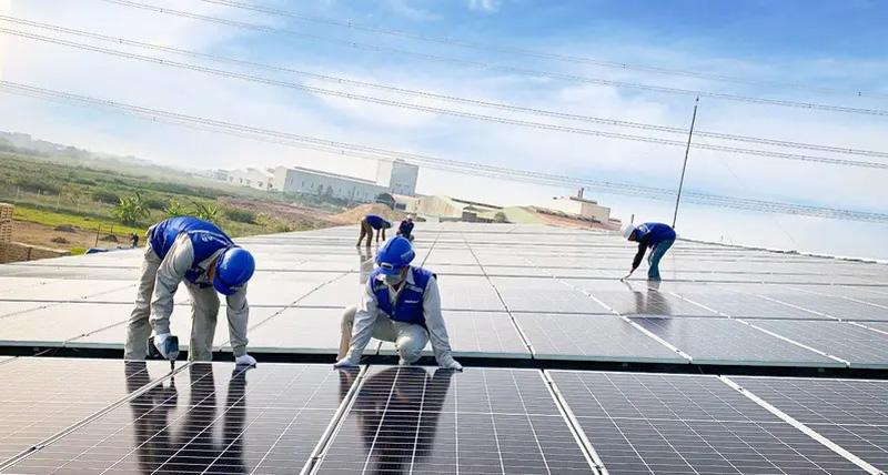 tính công suất điều hòa để lắp hệ thống điện mặt trời