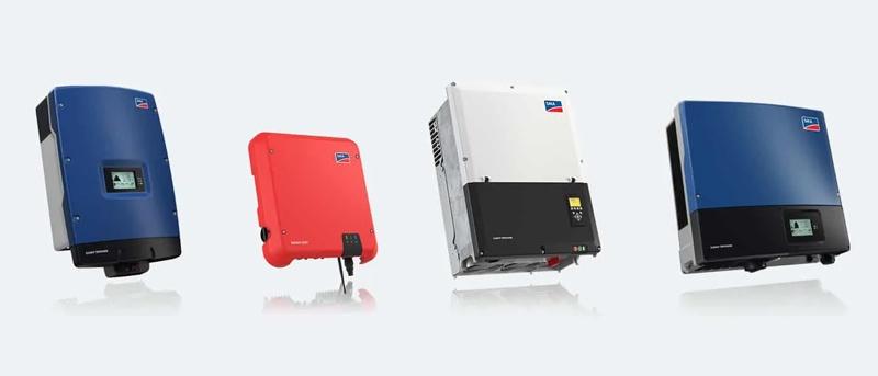 các loại inverter điện mặt trời SMA