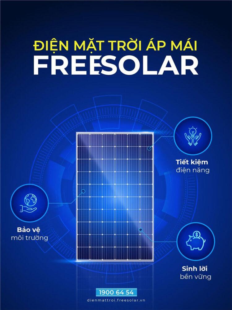 điện năng lượng mặt trời 1 kw cho gia đình