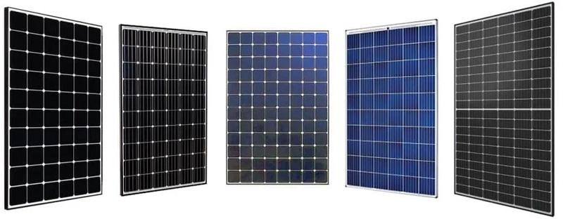 Pin năng lượng mặt trời nhập khẩu