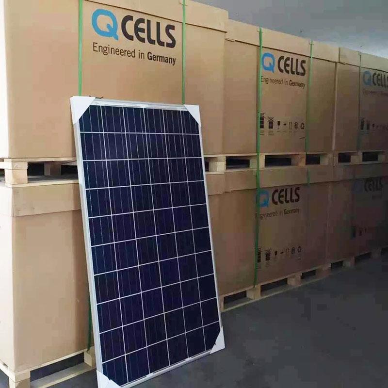 vận chuyển pin năng lượng mặt trời nhập khẩu